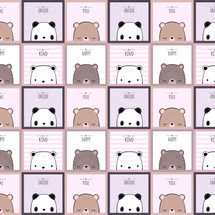 be bear pink