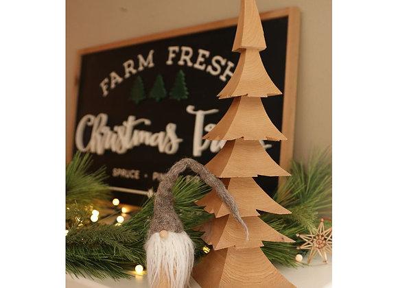 """Christmas Tree 12"""" - Cedar"""