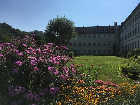 Licht & Farben: Spätsommer im Klostergarten
