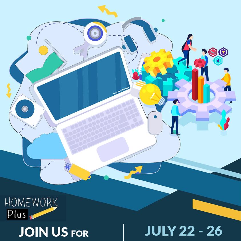STEAM Tech Camp - Technology Week
