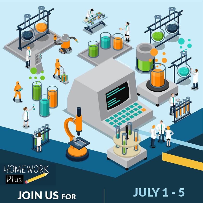 STEAM Tech Camp - Science Week