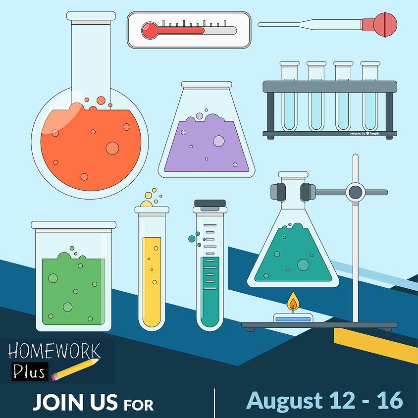 STEAM Tech Camp - Chemistry Week