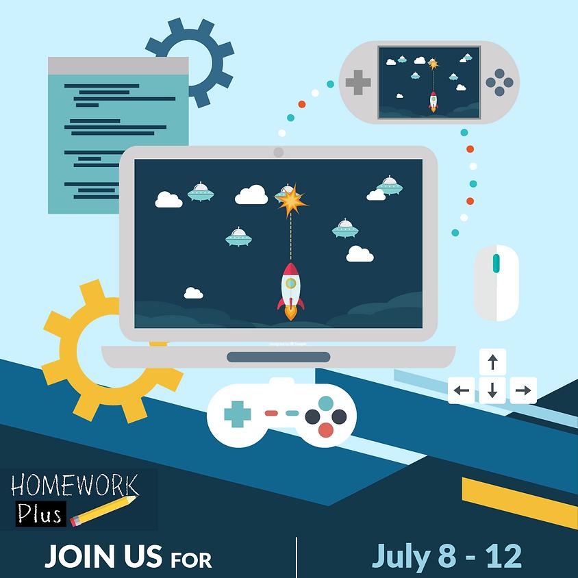 STEAM Tech Camp - Game Dev Week