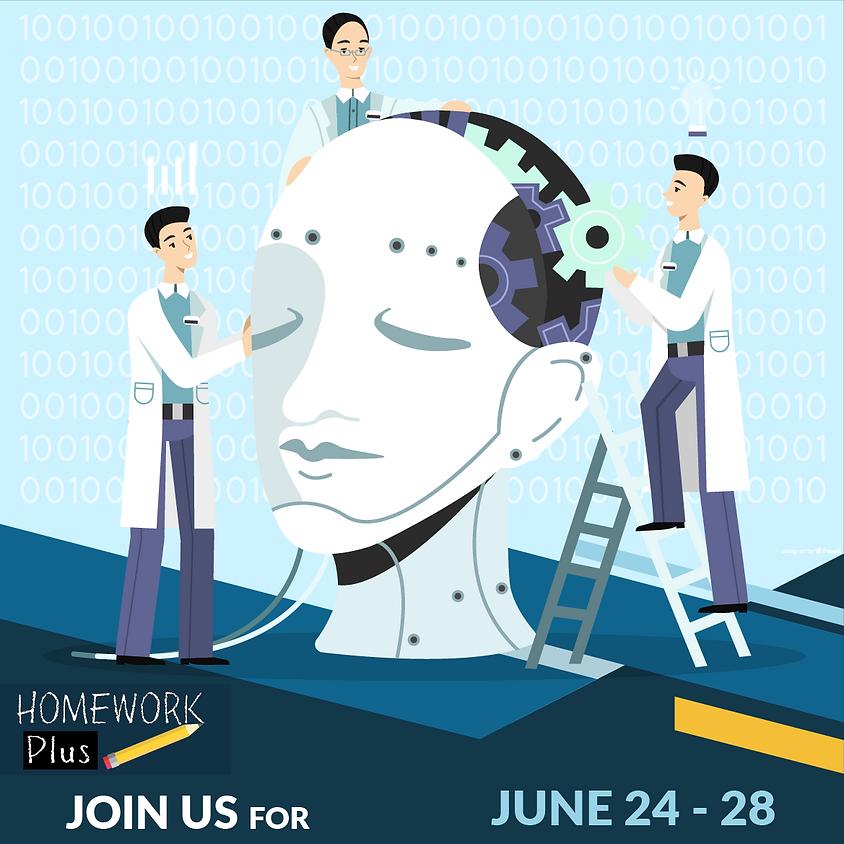 STEAM Tech Camp - Robotics Week