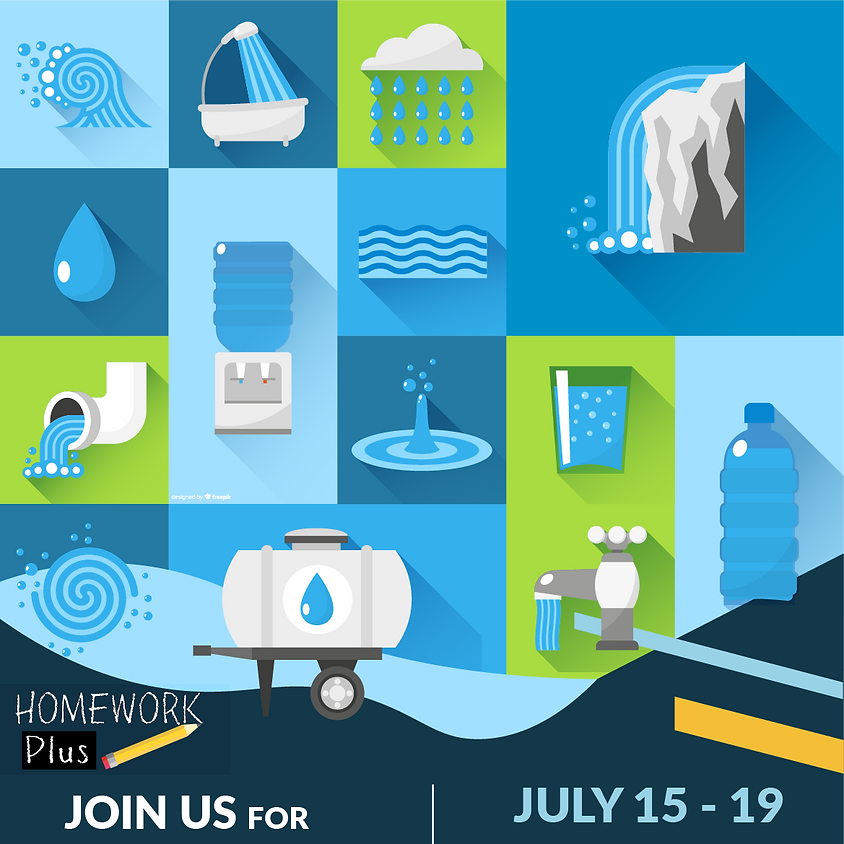 STEAM Tech Camp - Hydro Week