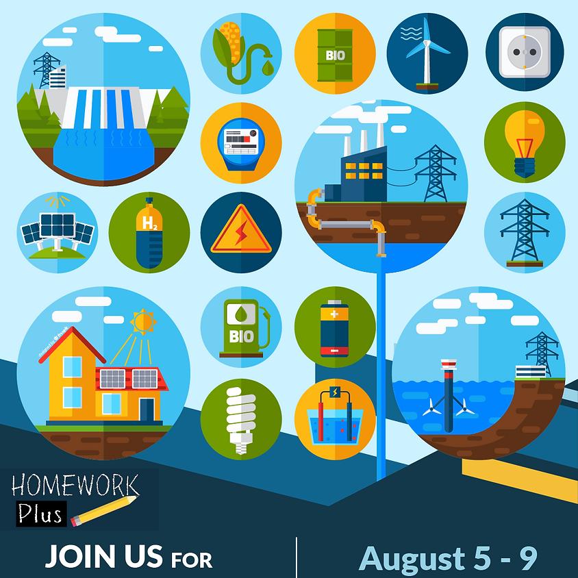 STEAM Tech Camp - Energy Week