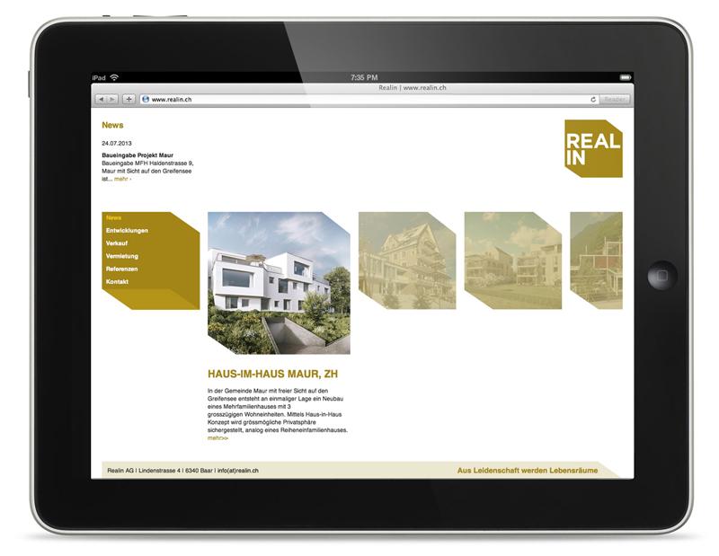 Webdesign (Agenturarbeit)
