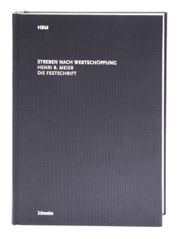 Festschrift Cover
