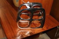 Stainless Steel wine bottle holder