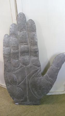 Aluminium Hand