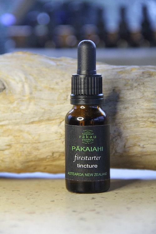 Pākaiahi - firestarter
