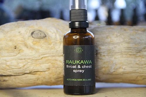 RAUKAWA -throat & chest spray