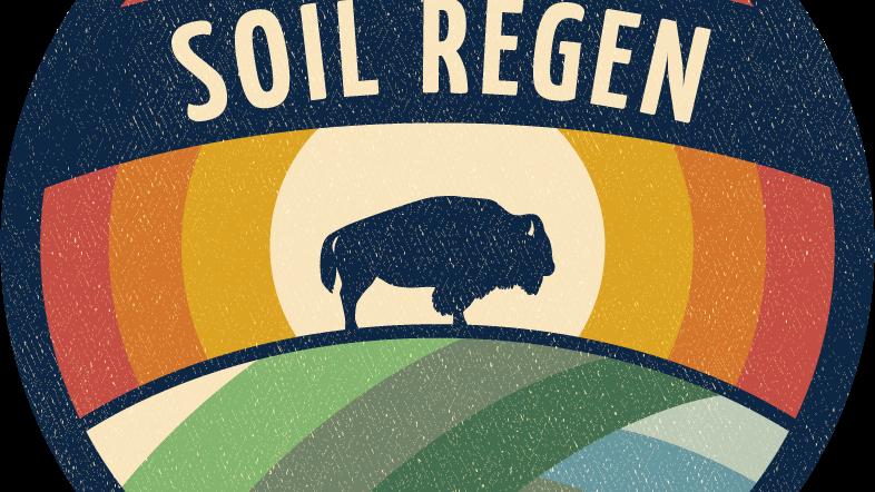 Soil Regen Stickers