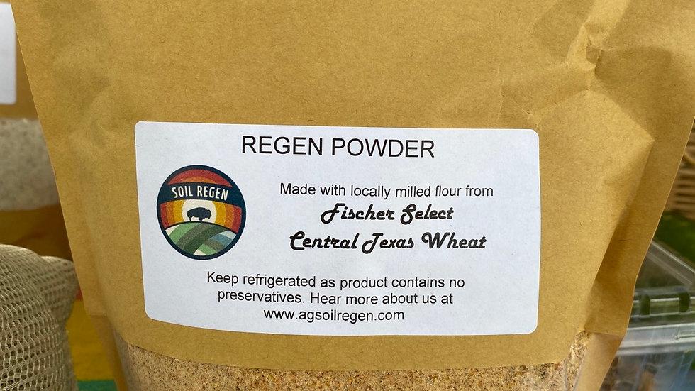 Regen Powder - fry seasoning locally milled