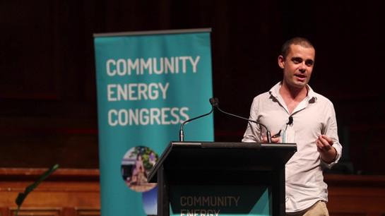 Community Energy Congress - John McKibbin