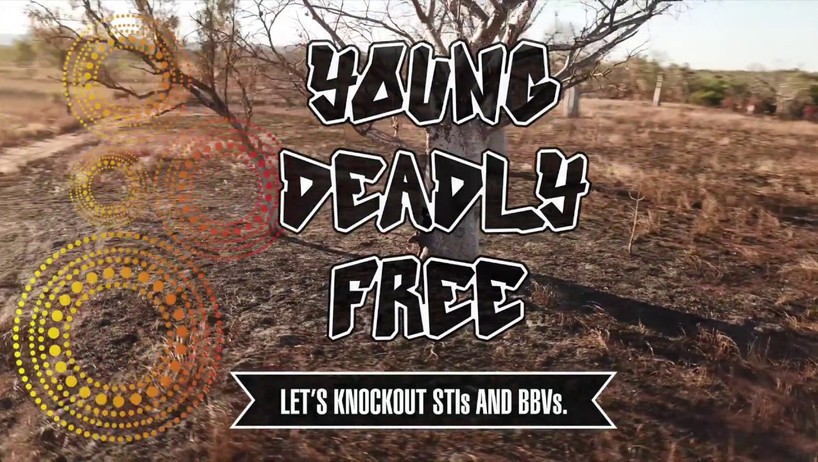 Young Deadly Free campaign kununurra