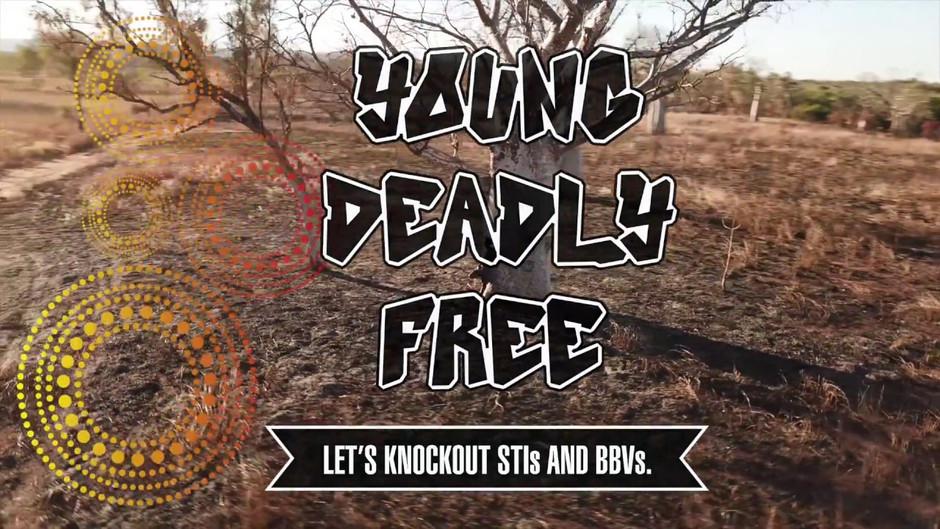 Young Deadly Free campaign kununurra