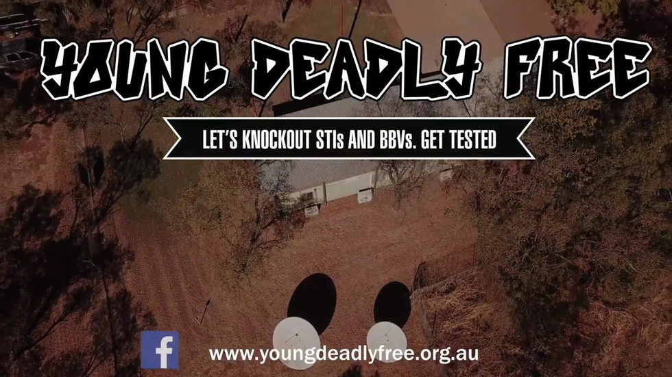 Young Deadly Free campaign Kimberleys