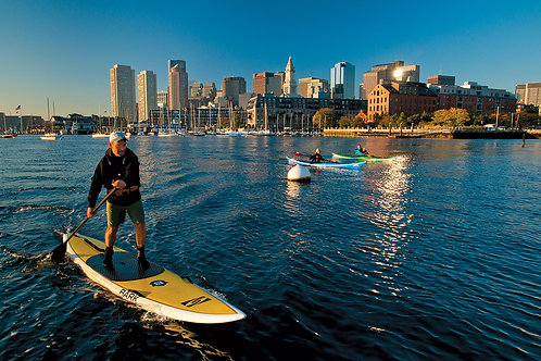 Experience Paddle Boston