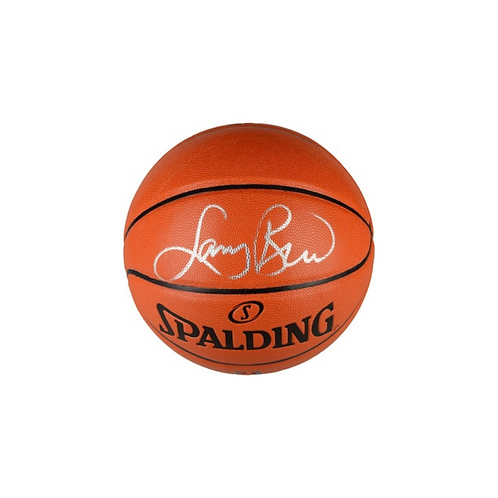 Larry Bird Boston Celtics Autographed