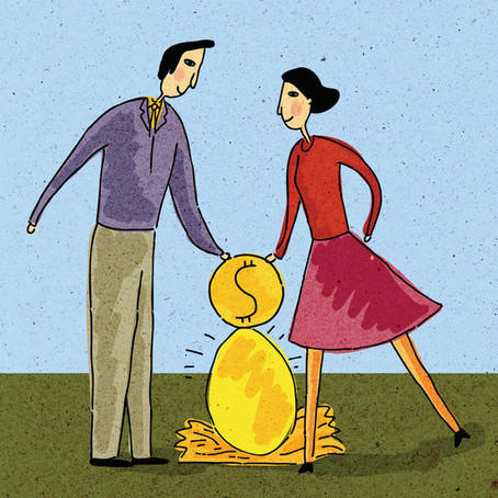 If you earn more than your husband, will your marriage suffer?