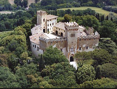 castello di poppiano