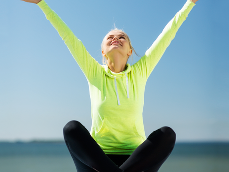 LIVING WELL THROUGH SUCCESSFUL NEW YEAR'S RESOLUTION