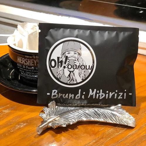 Brundi Mibirizi ブルンジミビリジ(ドリップパック5個セット)