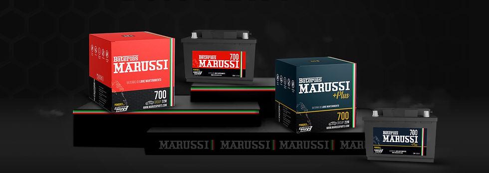 Baterias Marussi