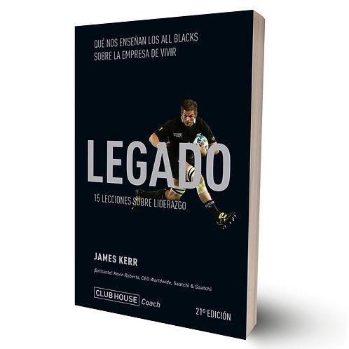 Legado. 15 lecciones sobre liderazgo
