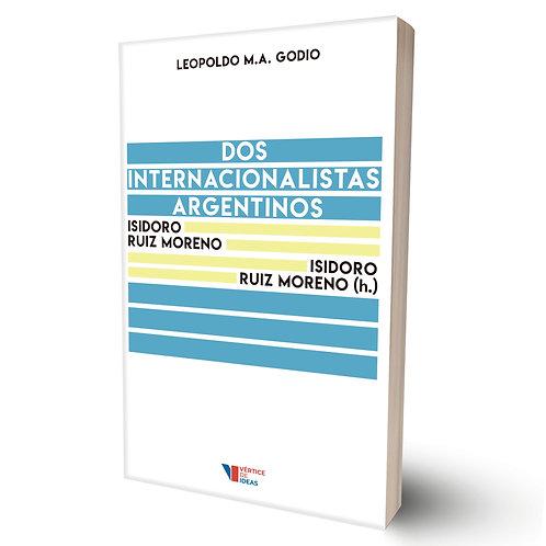 Dos internacionalistas argentinos