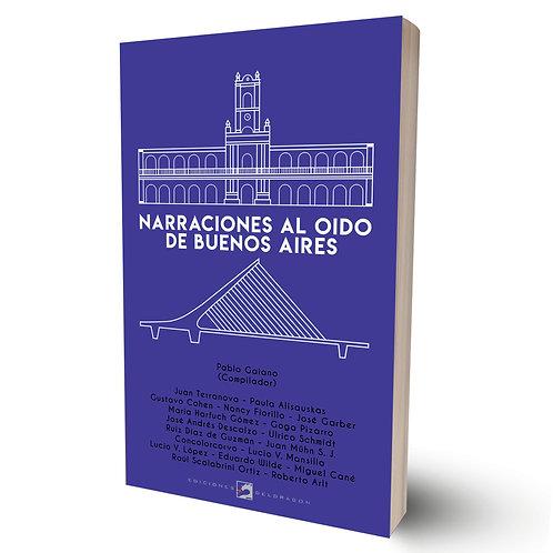 Narraciones al oído de Buenos Aires