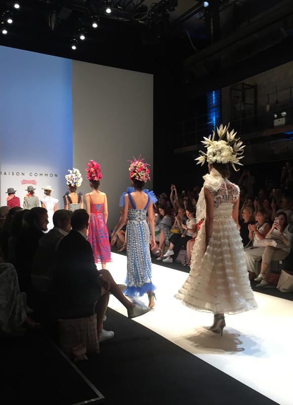 Maison Common SS19 Fashion Show