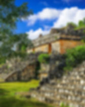 Yucatan-Ek-Balam-Cruise-Acropolis-Victor