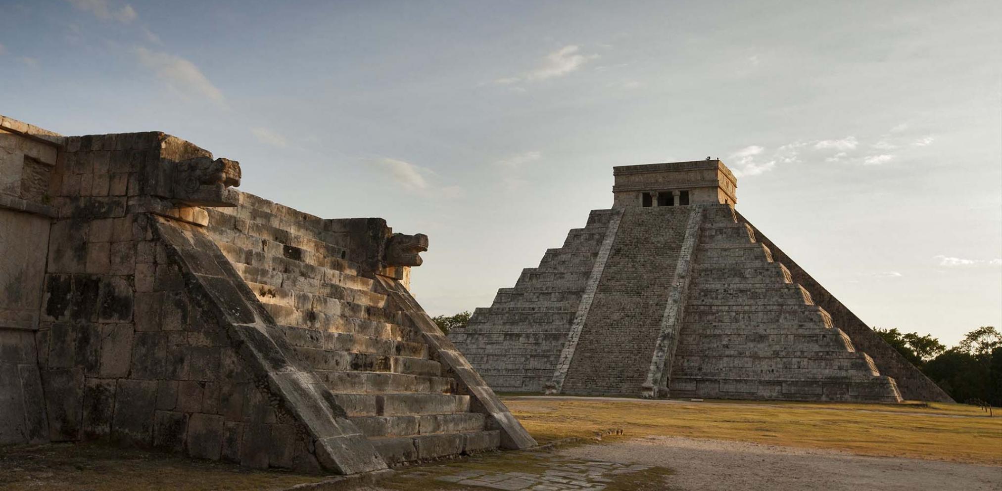 Chichen Itza Yucatan Culture