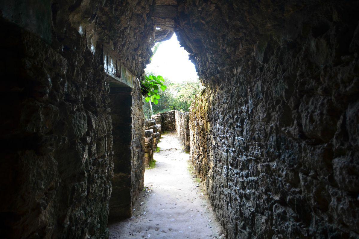 Maya Ruins Coba