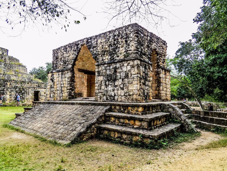 Ek Balam Maya Ruins