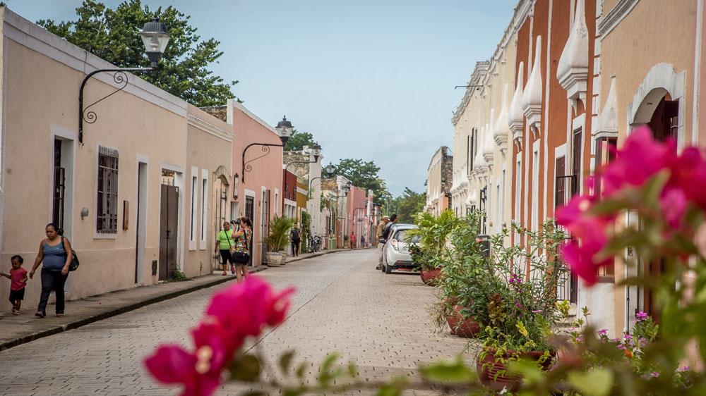 Valladolid Street