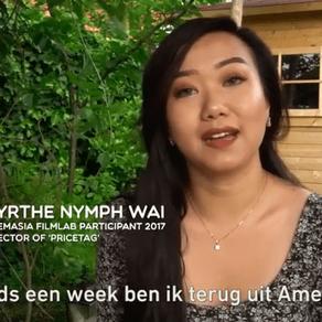 CinemAsia FilmLAB - Update on Myrthe Nymph