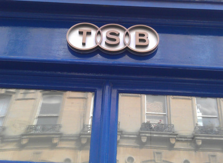TSB – suddenly nothing happened
