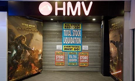 maybe betting on DVD and CD sales might not be a smart idea