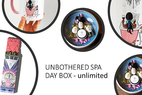 Unbothered Bathtime Gift Box