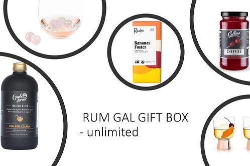 Rum Gal Gift Box