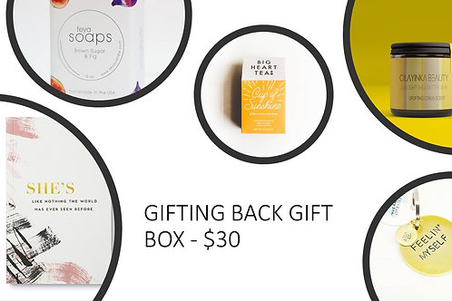 Gifting Back Gift Box -TEST