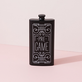 """""""PRE-GAME"""" FLASK"""
