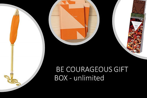 Be Courageous Gift Box