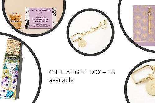 Cute AF Gift Box