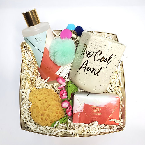 The Cool Aunt Gift Box