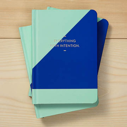 WITH INTENTION MINI NOTEBOOK