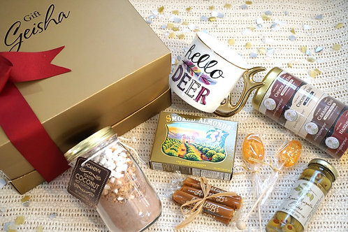 SWEET & SAVORY GIFT BOX